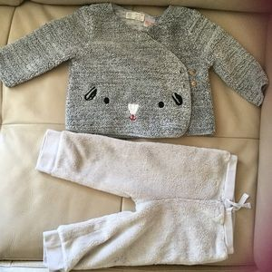 9-12m Girl Fleece Bundle